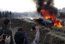 Air-Force-choper-crashes--in-Budgam-Kashmir--