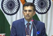 mea-spokesperson-said-MiG-21-crash-Missing-a-pilot-of-indian-airforce