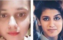 Tina-Dabie-Video-Viral-in-the-Style-of-Priya-Prakash