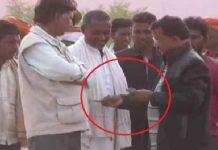 chitrangi-Congress-MLA's--husband's-video-viral-in-singrauli-