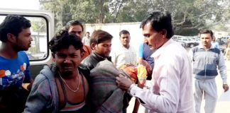 bsp-campaign-car-Crushed-a-family-in-panna-a-boy-death-