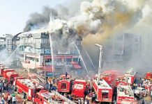 coaching-center-operate-in-Narrow-streets-Fire-brigade-will-not-on-the-spot-