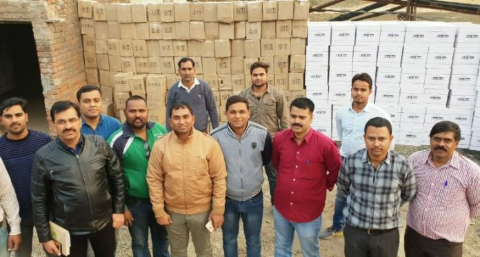 -63-lakh-liquor-seized-Gathered-from-Arunachal-in-Gwalior-was-collected