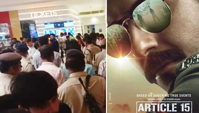 brahmin-outfit-protests-against-ayushmann-khurranas-article-15-movie-in-mp-