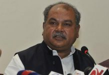 Union-Minister-Narendra-Singh-Tomar-attack-the-Congress-for-evm