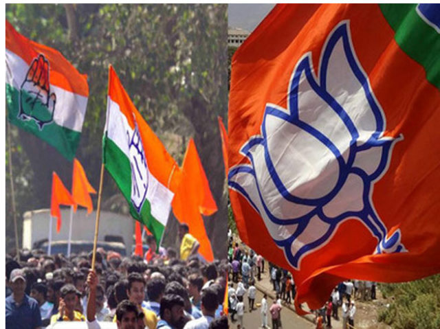 congress-and-bjp-worker-attack-on-each-other