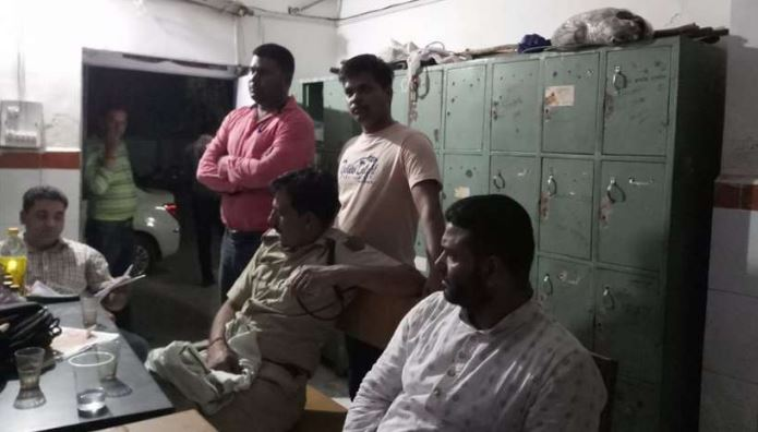 The-Lokayukta-arrested-the-ASI-for-taking-ten-thousand-bribes-in-damoh