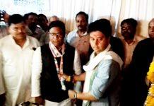 bsp-candidate-dhakad-lokendra-singh-rajput-join-congress-in-guna-shivpuri