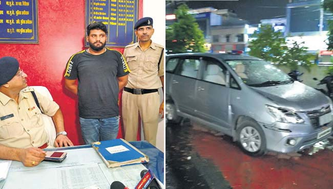 youth-rammed-his-xuv-into-dig-car