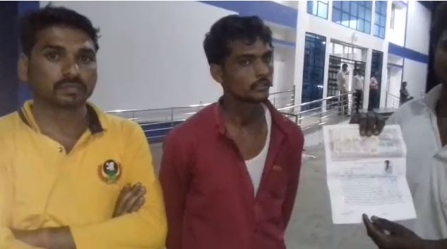 Dhaba-owner-not-giving-security-money-to-police