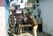 jabalpur-SP-amit-singh-played-street-cricket