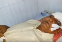 sidhi-congress-president-s-vehicle-accident-victim-bjp-charged-on-plot-01533743-html