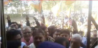 During-the-victory-of-Cabinet-Minister-Vijay-fireworks-placed-behind-the-former-BJP-legislator