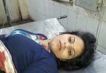 women-shot-her-self-in-gwalior