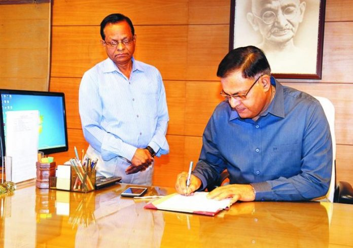 bp-singh-will-be-new-chief-election-officer