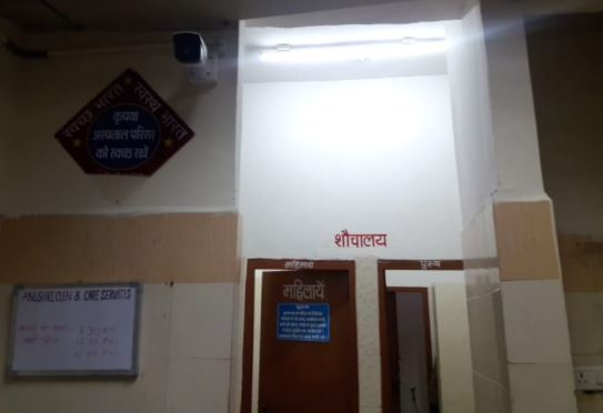 -The-impact-of-the-news--Removed-cameras-in-front-of-toilet-in-women's-ward-in-railway-hospital-jabalpur
