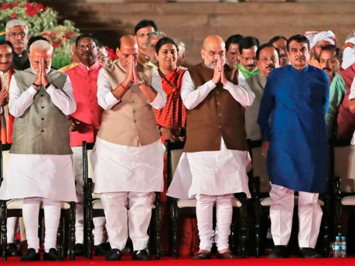 pm-narendra-modis-first-cabinet-meeting-expected-today-ministers-may-get-portfolioS