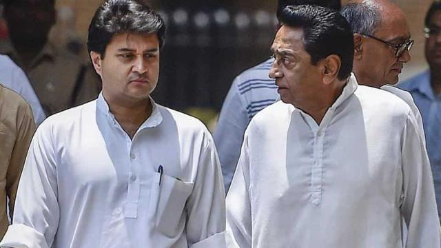 Kamal-Nath-Restricted-to-his-ministers-to-talks-with-media-in-mp