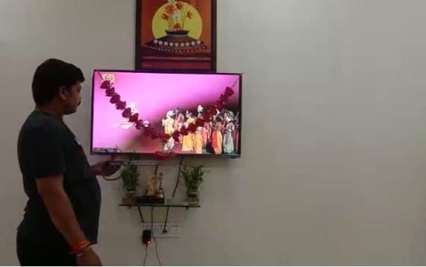 लॉक डाउन के बीच रामायण का प्रसारण दोबारा शुरू, ऐसा रहा लोगों का रिएक्शन
