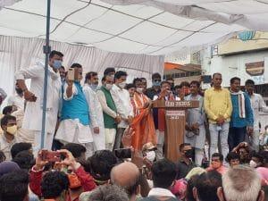 कैलाश विजयवर्गीय का दावा - 50 हजार से ज्यादा वोटों से जीतेंगे तुलसी सिलावट