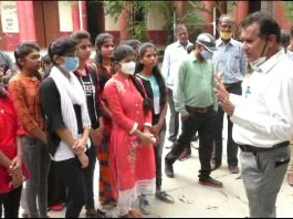 dhar students cleared neet exam