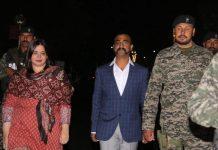 Pakistan was feared of India's retaliation