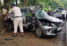 Dindori Accident