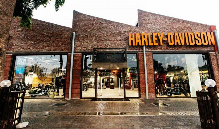 agreement between hero and harley davidson
