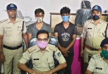 jabalpur auto driver beaten accused arrested