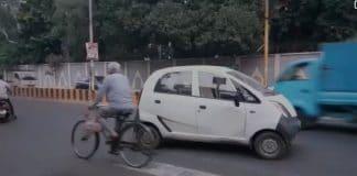 anonymous car found jabalpur