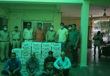 Jabalpur: 4 accused involved in illegal liquor smuggling arrested