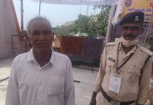 police returned lost 20k dewas