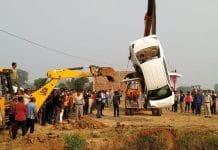 Chhatarpur Accident