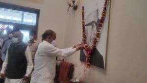 CM Shivraj Singh Chouhan in Damoh