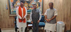 जोधपुर पहुंचे कृषि मंत्री कमल पटेल ने कहा- मध्यप्रदेश की 25 कृषि उपज मंडियों में खुलेंगे पेट्रोल पंप