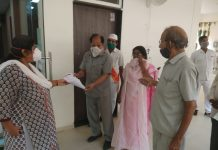 memorandum submitted to collector