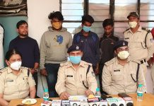 scooty theft in jabalpur