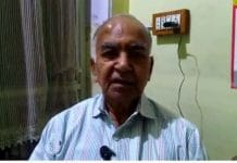 Dr.PD Agrawal treats patients for free