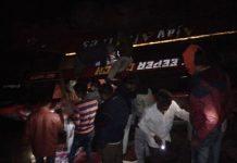 Satna Bus Accident