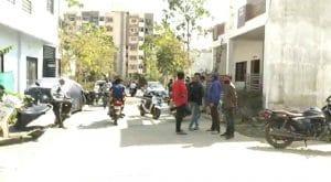 Indore News: CA के घर डकैती, बंधक बनाया मारपीटकी,नकाबपोश बदमाश सीसीटीवी में कैद