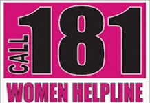 women's helpline 181