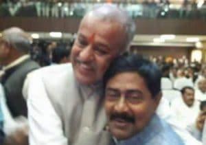 नन्दू भैया का निधन: भावुक पूर्व मंत्री बोले राजनीति में पिता के बाद वे ही थे अभिभावक