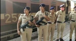 महिला दिवस: इस ट्रेन की कमान संभाली महिलाओं ने, रेलवे स्टेशन भी महिलाओं के जिम्मे