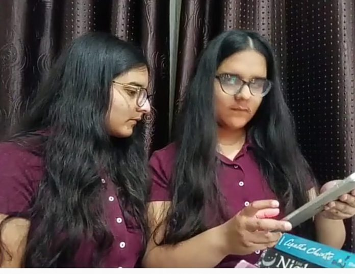 bhind twin sisters