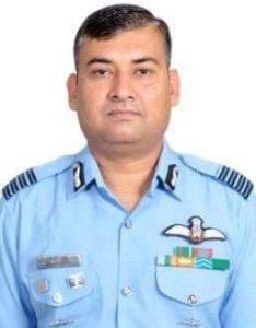 MIG-21 हादसा: शहीद ग्रुप कैप्टन आशीष गुप्ता को सैन्य सम्मान के साथ दी अंतिम विदाई