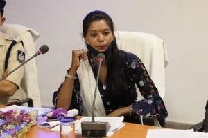 महिला दिवस: एक दिन की कलेक्टर बनी बहादुर बेटी अर्चना ने दिया ये संदेश