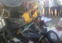 Gwalior accident