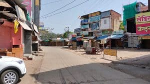 Betul News : शहर में दिखा संडे लॉकडाउन का असर