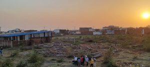 Jabalpur News : भू-माफिया के खिलाफ प्रशासन की कार्रवाई, 6 मकानों को किया ध्वस्त