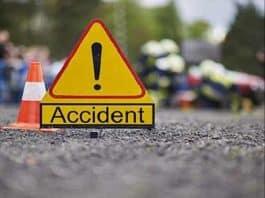 indore road accident
